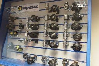 automaty oddechowe firmy APEKS